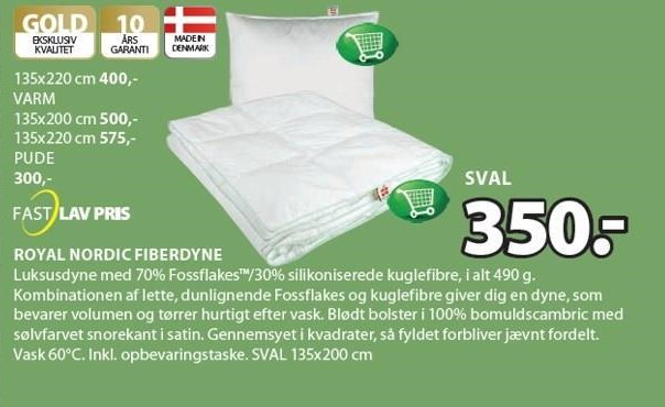 Royal Nordic fiberdyne