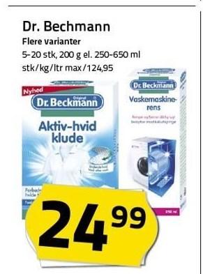 Dr. Bechmann