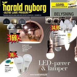 Harald Nyborg: Gyldig t.o.m lør 31/12