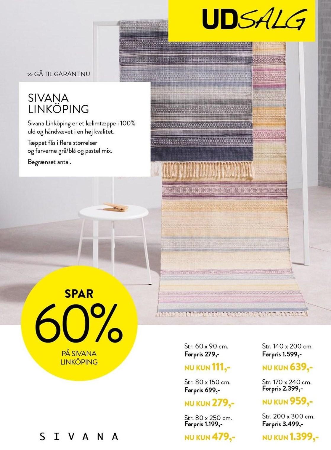 Spar 60% på Sivana Linköping