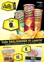 Calle Grænsebutik: Gyldig t.o.m lør 30/6