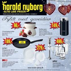 Harald Nyborg: Gyldig t.o.m søn 31/12