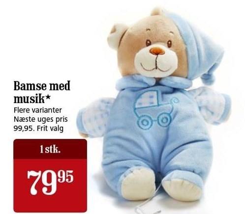 Bamse m. musik