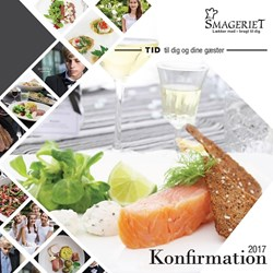 Smageriet (Catering): Gyldig t.o.m søn 21/5