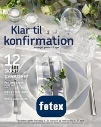 føtex: Gyldig t.o.m tor 27/4