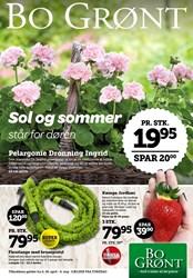 Bo Grønt: Gyldig t.o.m søn 6/5