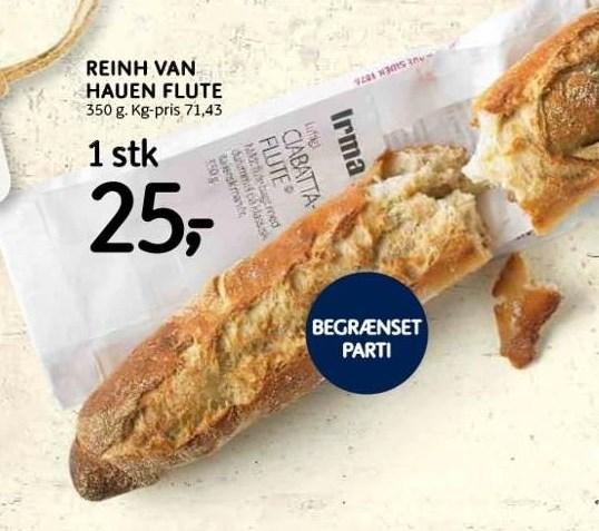 Reinh van Hauen flute