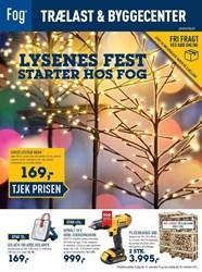 Fog Trælast & Byggecenter: Gyldig t.o.m søn 20/11
