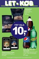 Let-Køb: Gyldig t.o.m søn 8/10