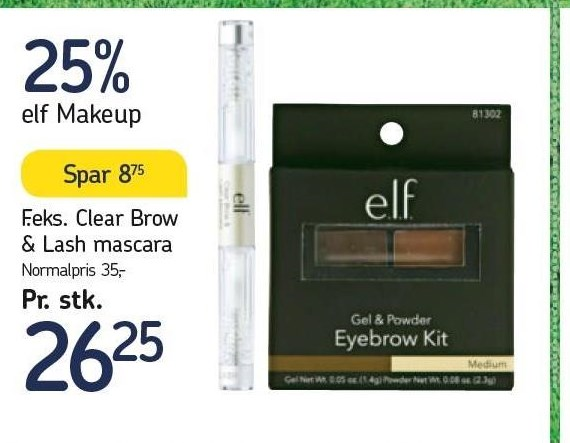 Clear Brow & Lash mascara