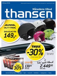 T. Hansen: Gyldig t.o.m tor 22/2