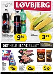 Løvbjerg: Gyldig t.o.m tor 28/7