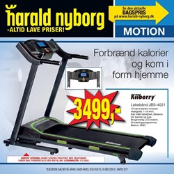 Harald Nyborg: Gyldig t.o.m fre 31/3