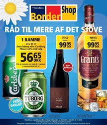 BorderShop: Gyldig t.o.m søn 1/5