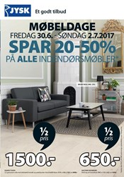 FRONT PAGE: Gyldig fra fre 30/6 t.o.m. søn 2/7