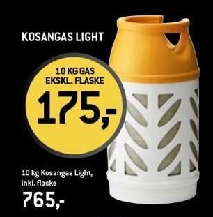 Kosangas light