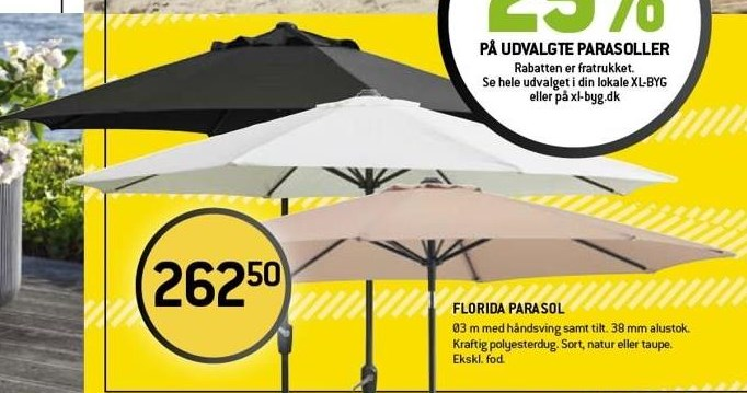 Florida parasol