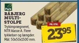 Råbjerg multistolpe