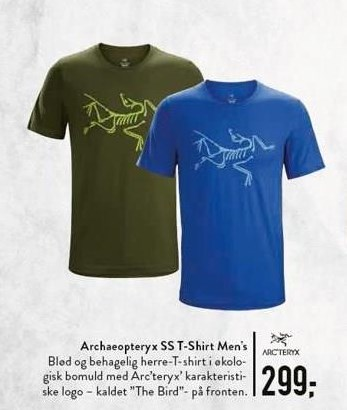 Archaeoptery T-shirt