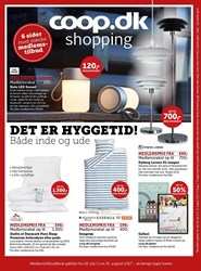 Coop.dk: Gyldig t.o.m tor 31/8