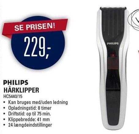 Philips Hårklipper