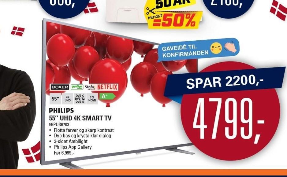 Philips 55