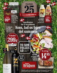 SuperBrugsen: Gyldig t.o.m lør 27/5