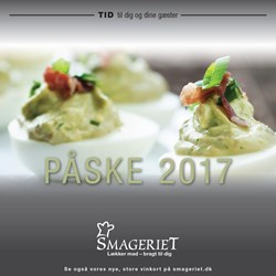 Smageriet (Catering): Gyldig t.o.m fre 9/6