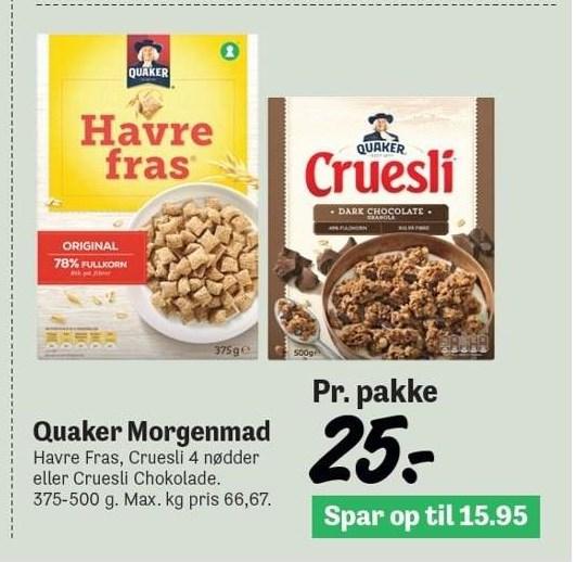 Quaker Morgenmad