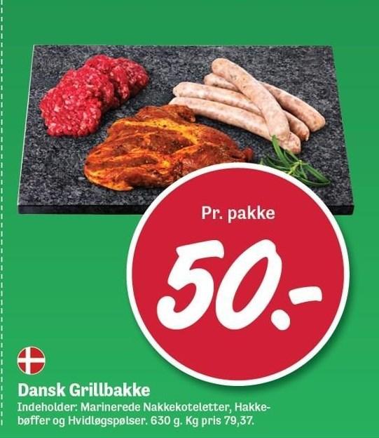 Dansk Grillbakke