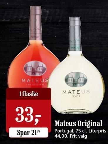 Mateus Original