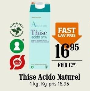 Thise Acido Naturel