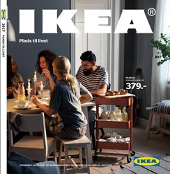 IKEA: Gyldig t.o.m man 31/7