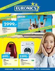 Euronics: Gyldig fra man 26/6 t.o.m. søn 9/7