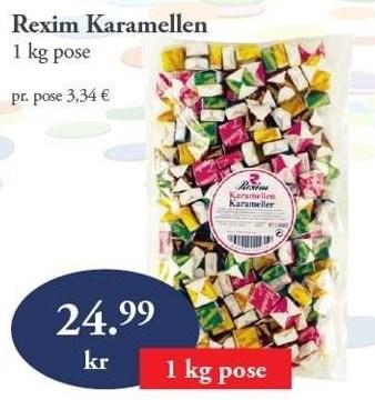 Rexim Karamellen