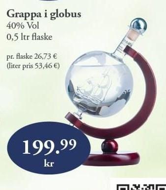 Grappa i globus