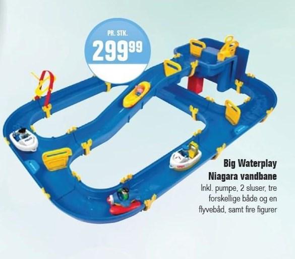 Big Waterplay Niagara Vandbane