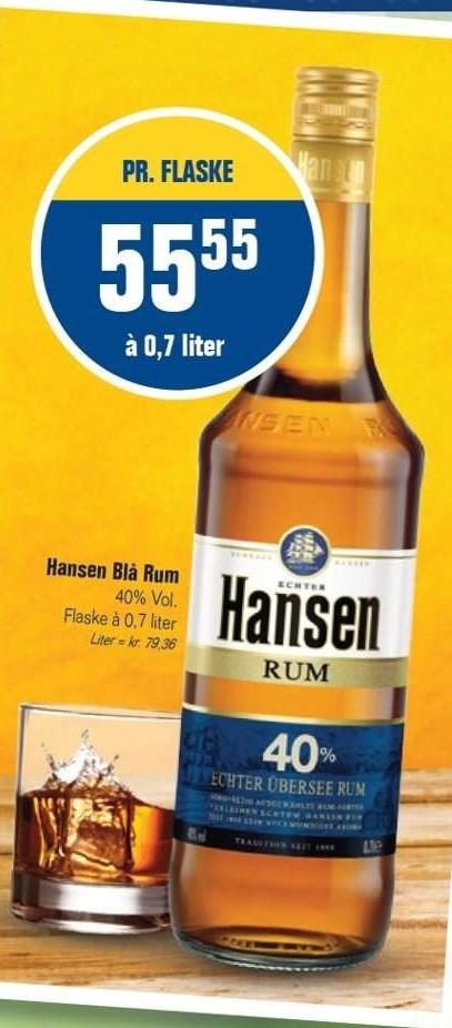 Hansen blå rom