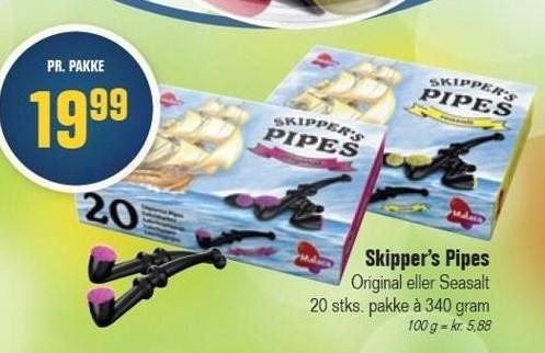 Skipper's Pipes